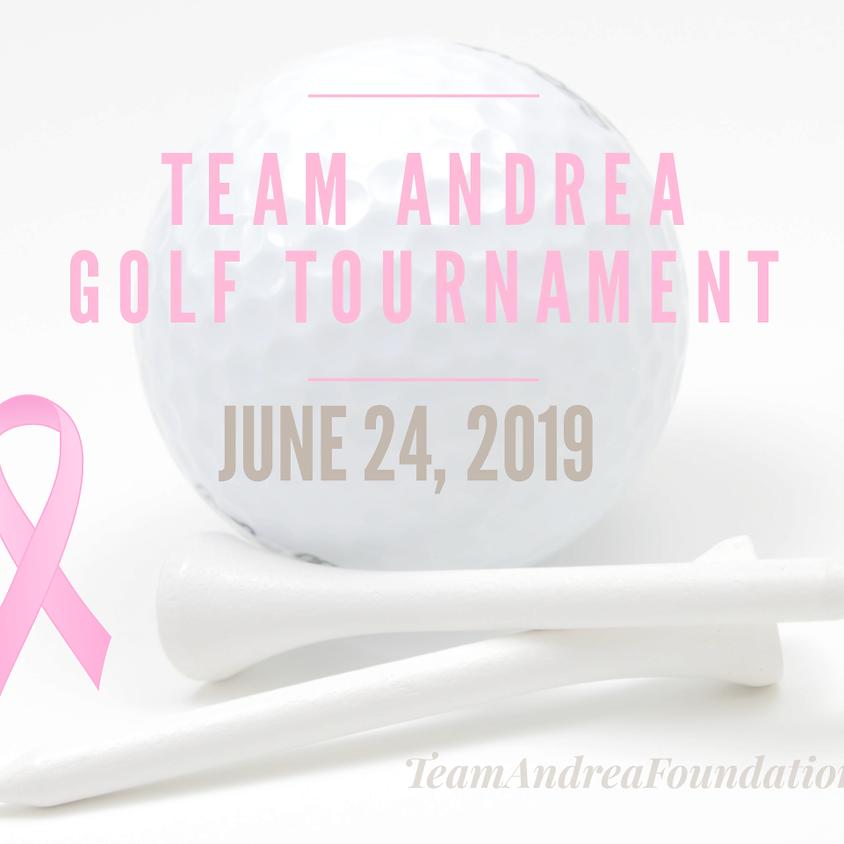 Team Andrea Golf Tournament!