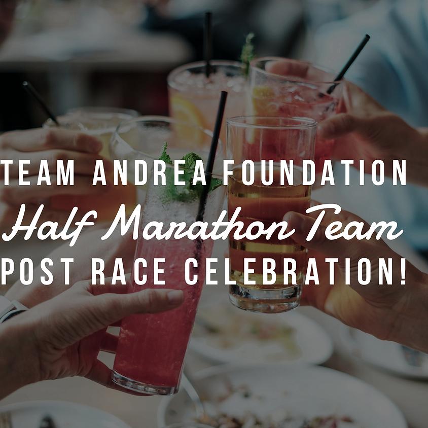 TAF Post Race Celebration!