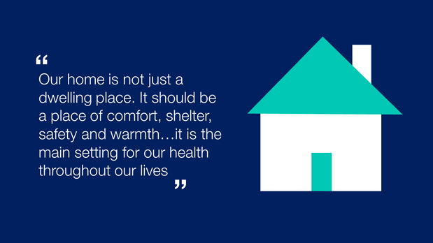 Healthy Houses Can Mean Healthy People