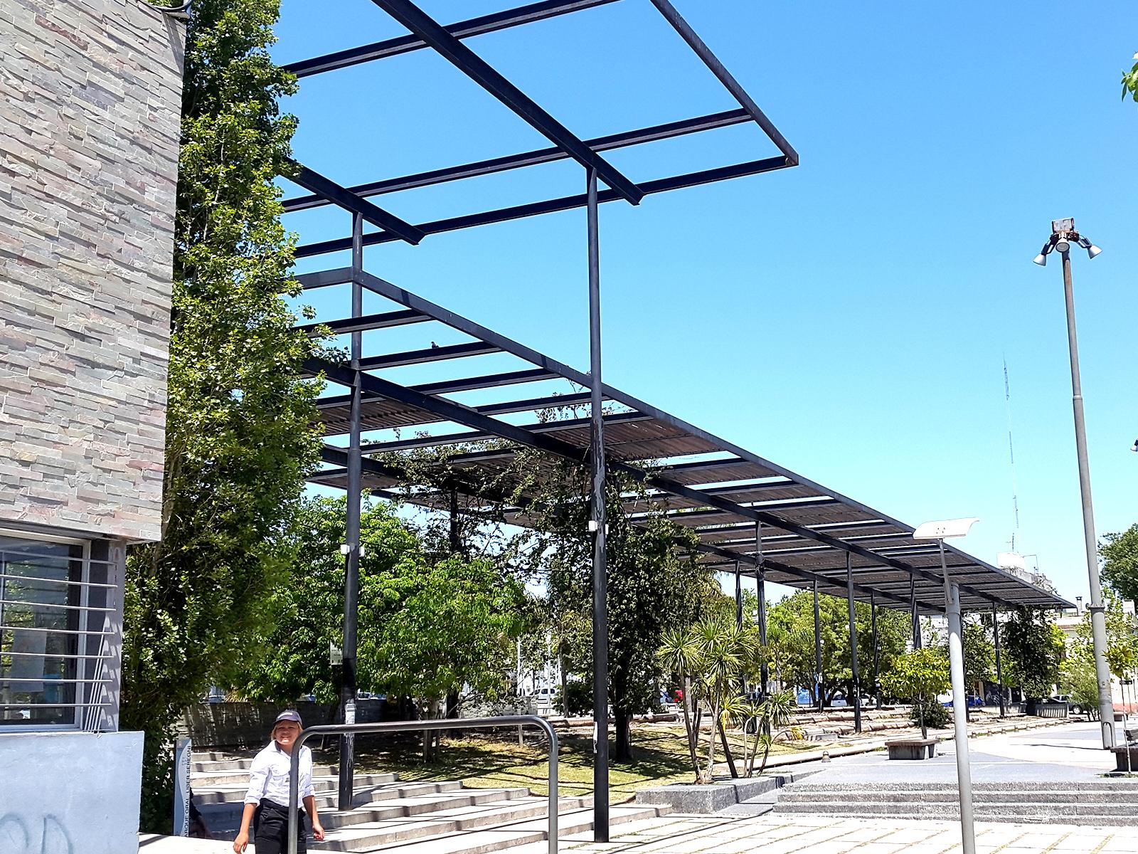 Plaza Seregni.