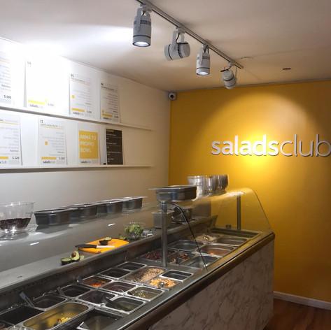 Salads Club. Pocitos.