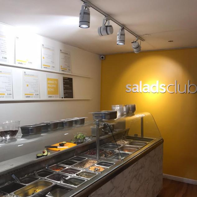 Salads Club.