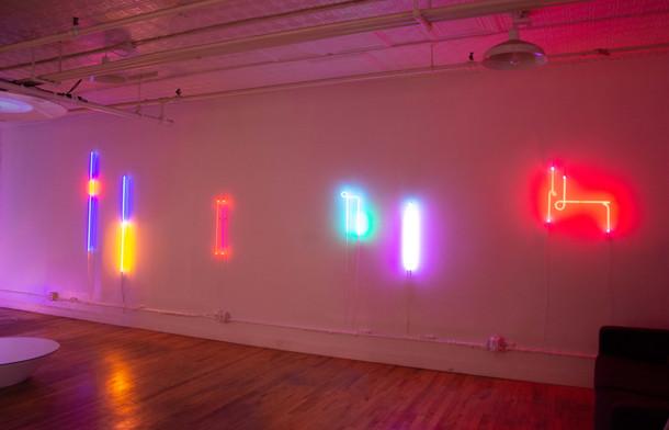 Unbroken Chain Exhibition Installation (2020)