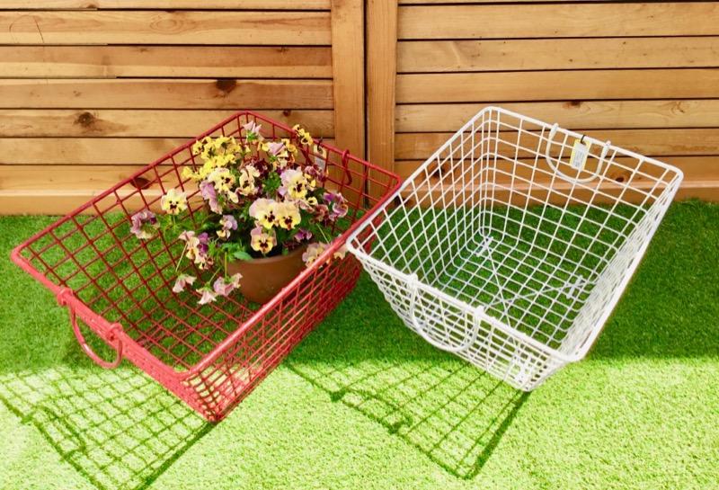 Iron Oyster Basket