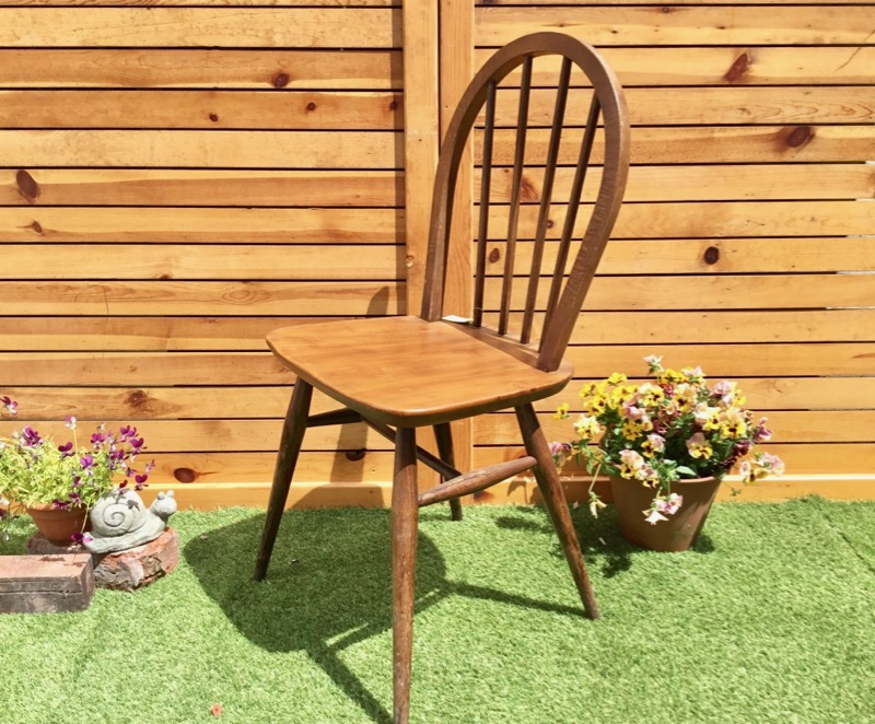 Ercol Chair (フープバック)
