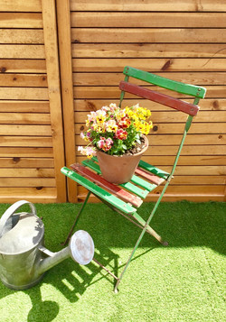 French Bistro Garden Chair
