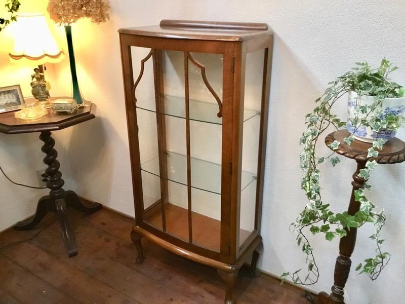 Glass Small Cabinet 1950年代