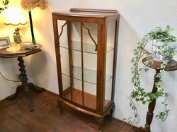 Glass Small Cabinet 1950年代