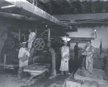 バーレイ昔の工場