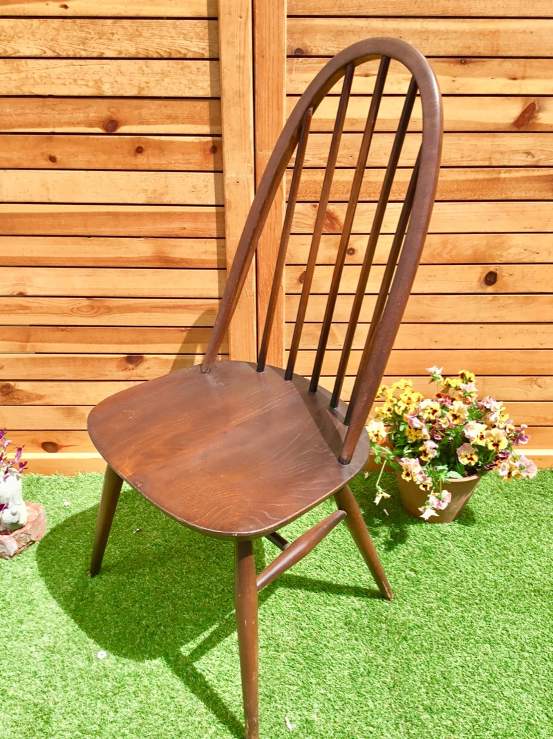 Ercol Chair(クエーカー)