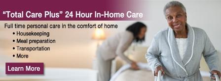 24 Hour Caregiver Service