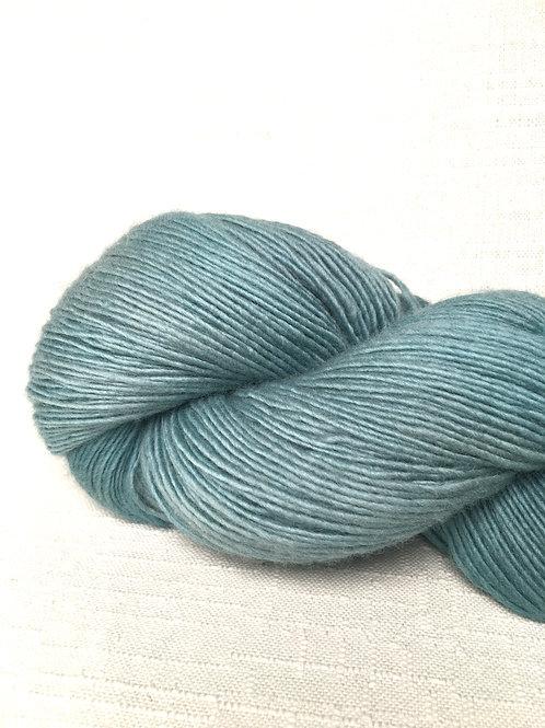 KW aqua yarn - sock weight/fingering wool
