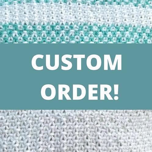 Custom Order - AM