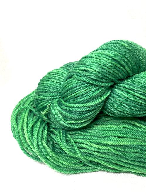 HL green yarn-100% superwash wool