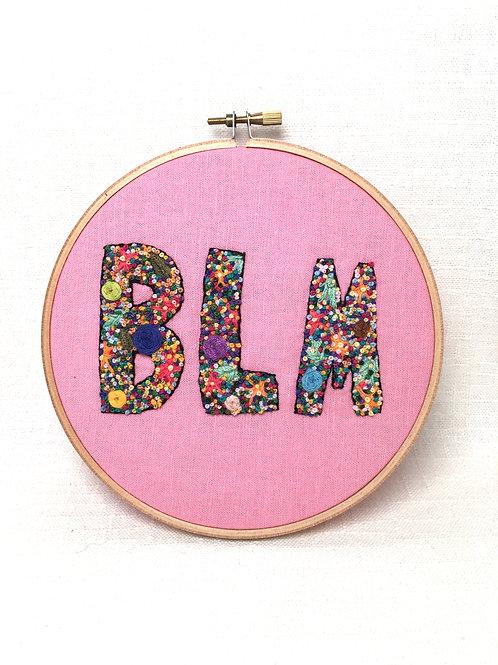BLM hoop