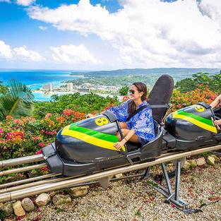 Jamaica Bobsled