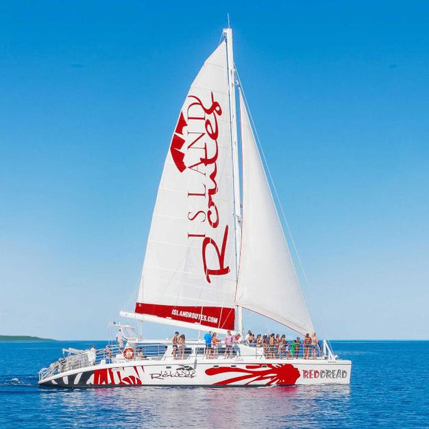 Reggae Catamaran Cruise