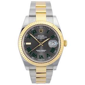 Rolex Datejust 41 126333GYRO %22Wimbledo