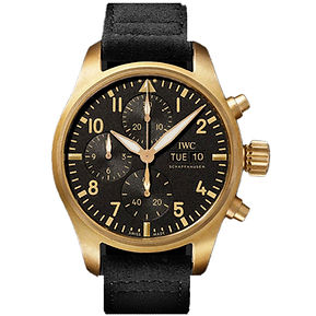 IWC 10 Years of MR PORTER Limited Editio