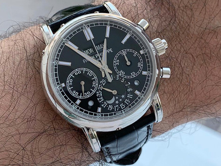Interview With A Collector - @watch_1505