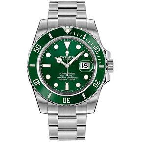 Rolex Submariner 116610LV %22Hulk%22 .jp