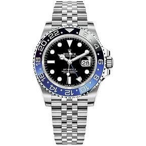 Rolex GMT-Master II 126710BLRO %22Batgir