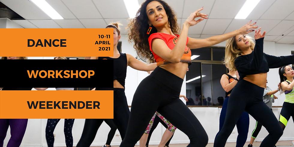 DANCE WORKSHOP WEEKENDER (April 2021 Edition)