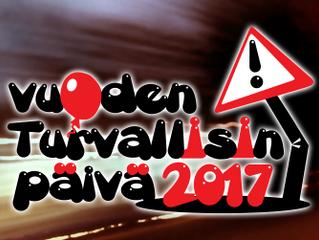 Vuoden Turvallisin Päivä 2017, 6.5.2017