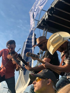 Eli Young Band, Drew Parker and Luke Langford Band Summer Concert Series at The Gulf!