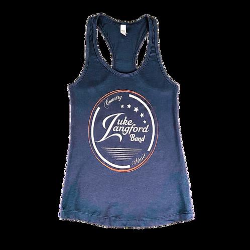 LLB Cirlcle Logo Ladies Tank