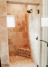 master shower 2nd shower head