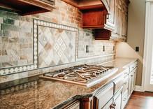 kitchen backsplash detail