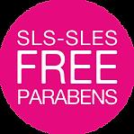 SLS PARABENS FREE