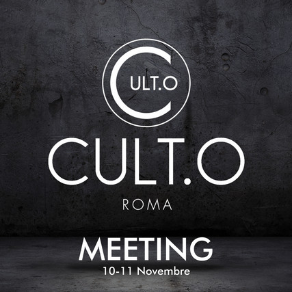 MEETING CULT.O ROMA