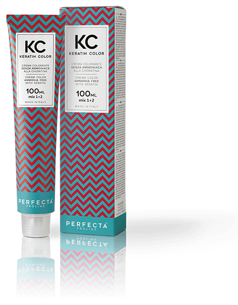 Tubo KC Keratin Color