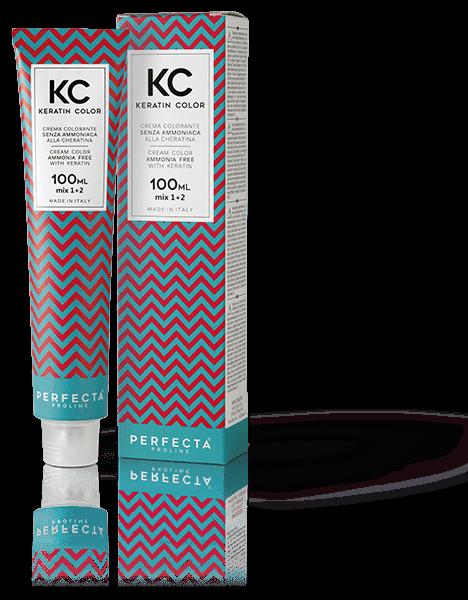 Tubo KC Keratin Color