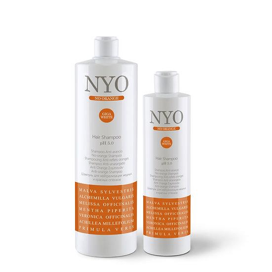 No Orange Hair Shampoo