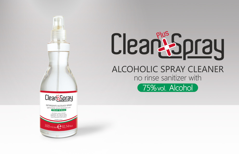 CLEAN PLUS SPRAY