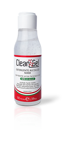 Clean Plus Gel 100ml