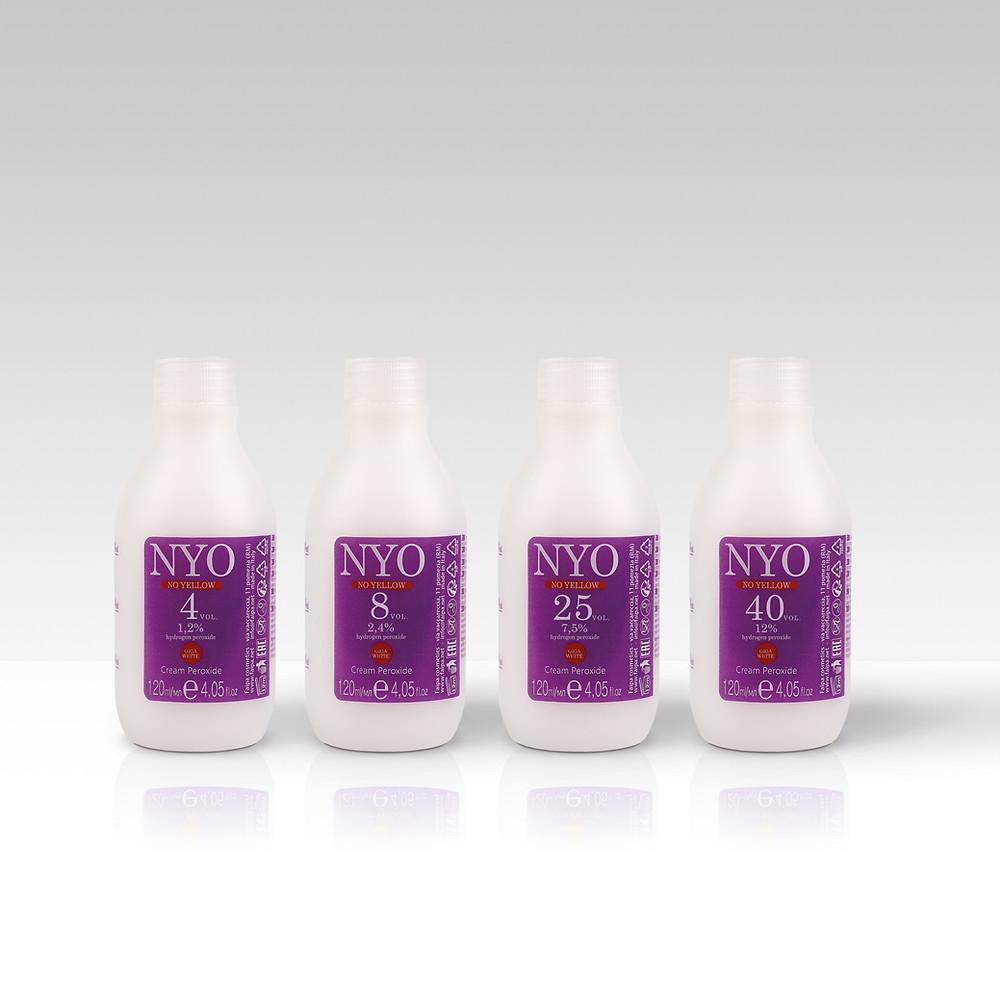 NYO Cream Peroxide 120ml