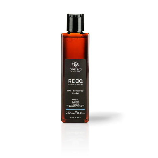 MOISTURIZING HAIR SHAMPOO