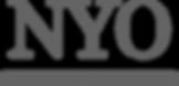 Logo NYO grigio.png