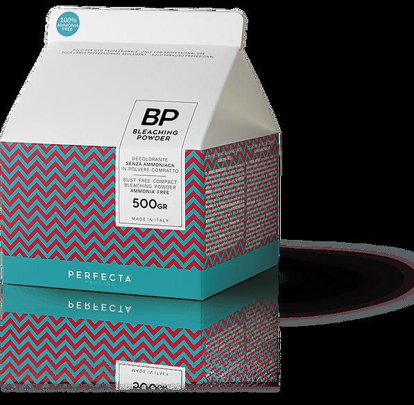 Scatola BP - Bleaching Powder