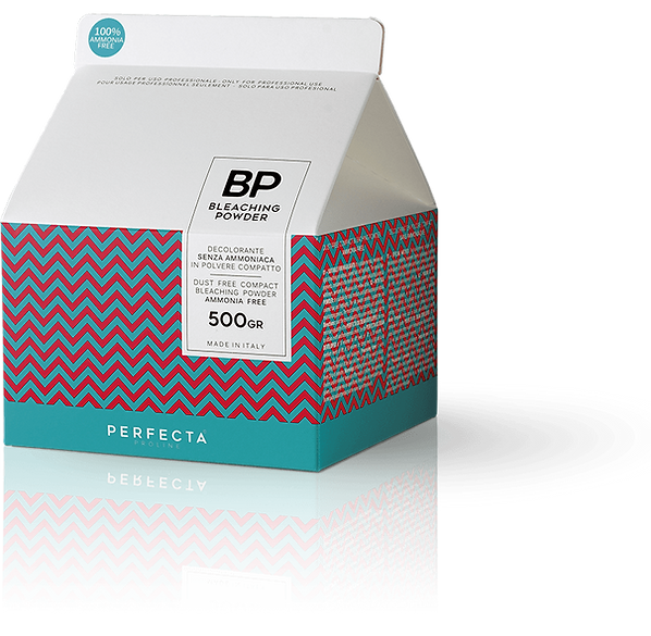 Scatola BP - Bleaching Powder