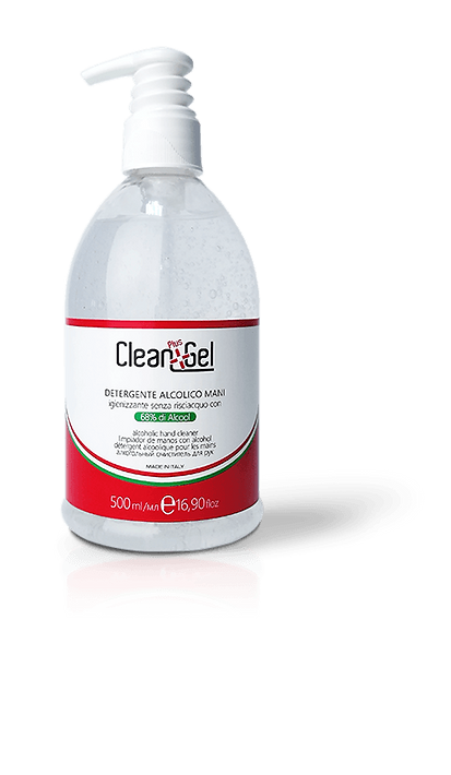 Clean Plus Gel 500ml