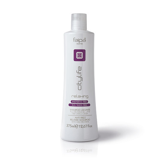 Anti Frizz Relaxer Shampoo