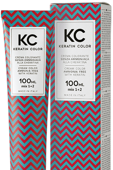 Astuccio KC-Keratin color