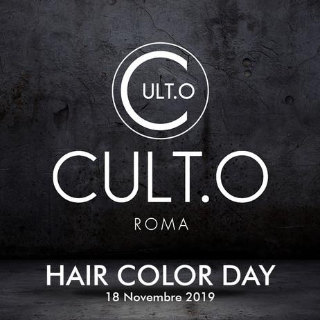 HAIR COLOR DAY CULT.O ROMA