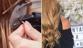 Laser fur haarverlangerung