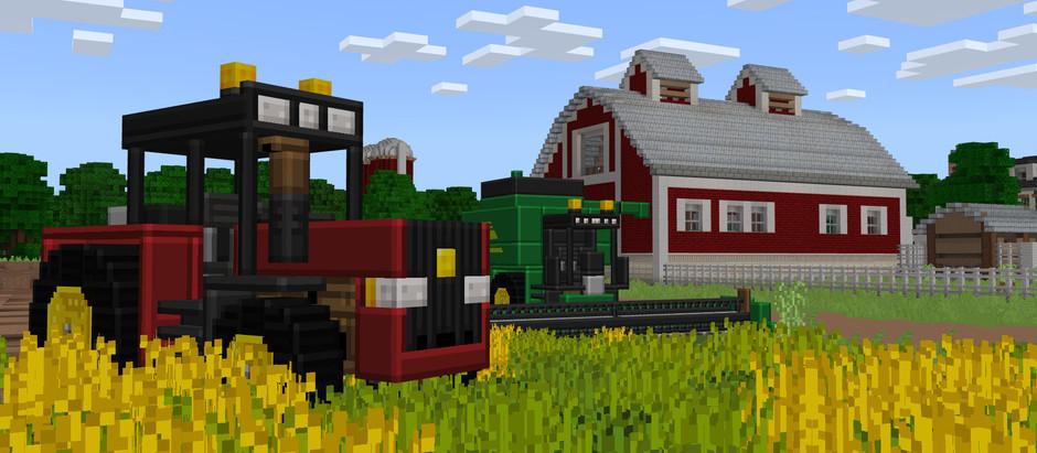 """Farming. It's about farming."""